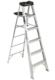 Heavy-Duty Aluminum Step Ladder